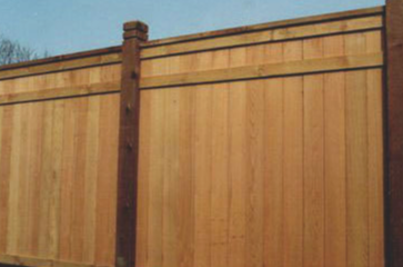 wood-fence-in-Wichita.-Great-wood-feel-and-privacy-fence-for-security-purposes-as-well